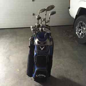 Adams Ladies Right Hand Golf Clubs