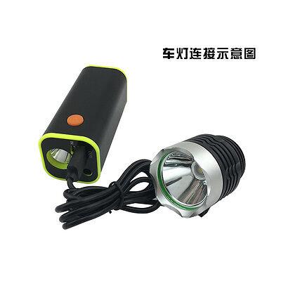 4x18650 Battery Storage Case Box Holder For Bike LED Light /LED Torch Phone BA