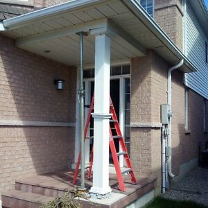 Fibreglass Square Column