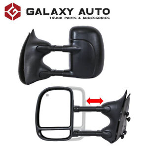 NEW OEM Style Towing Mirrors for 1999-2007 Ford F250/F350 - Pair