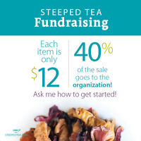 Fundraiser for the Winnipeg Pet Rescue Shelter with Steeped Tea