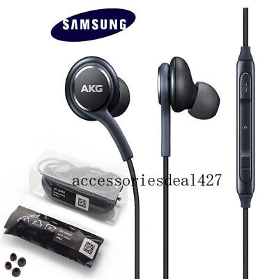 Orginal Samsung OEM AKG Stereo Headphones Headsets Earphones In Ear Earbuds