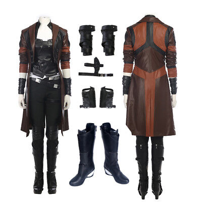 Guardians of the Galaxy Vol. 2 Gamora Cosplay Costume Handmade (Gamora Cosplay Kostüm)