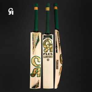 Brand New Ca Plus 15000 Camo Edition Cricket Bat for Sale!