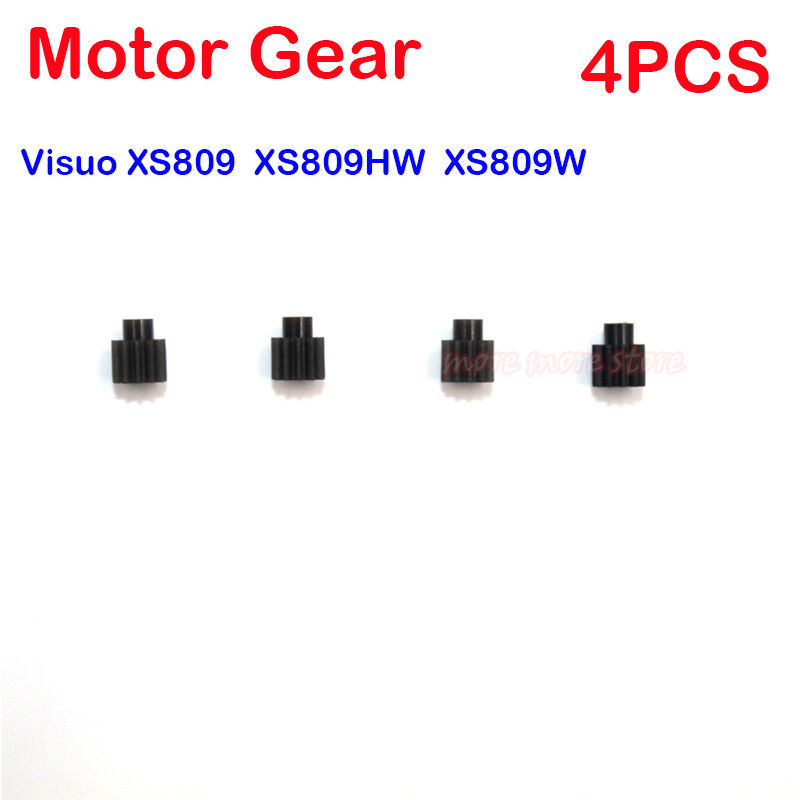Visuo XS809 XS809HW XS809W Foldable RC Quadcopter Drone spare parts Motor gear