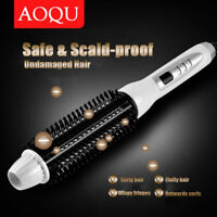 Negative Ions Hair Curler/ Brush Multi-use Hair Styling - NEW!!