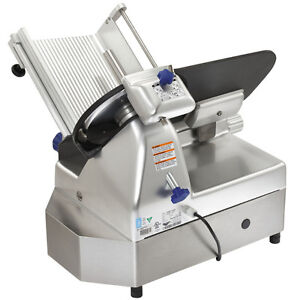"Vollrath 40954 12"" Heavy Duty Automatic Meat Slicer w Safe Blade Kitchener / Waterloo Kitchener Area image 4"