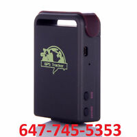 TK102 GPS Tracker Real Time + Live Spy Ear Bug Complete Package