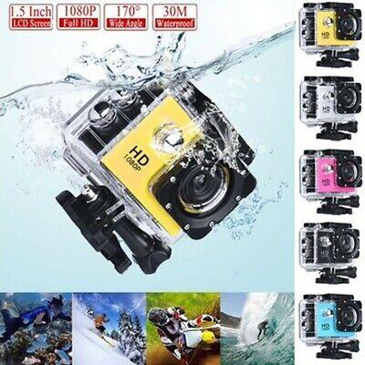 SJ4000 1080P Ultra HD Sport Action Camera DVR Helmet Cam Underwater Camcorder UK