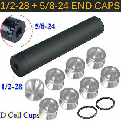 9L D Cell Storage K Cups with 2 End Caps 12 58 14PCS Fuel Filter