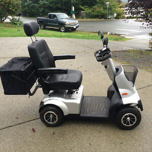 2013 Breeze C4 Scooter