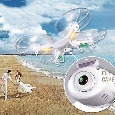 360° X5C-1 2,4 GHz 6 Achse Drohne YOSOO 3D Quadrocopter mit HD 2MP Kamera RTF