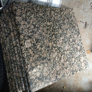 24x24 GRANITE COUNTER TOPS 18 only