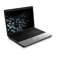 hp G61 15.6 aptop (Dual core/3G/HDMI/webcam/new battery) $179!