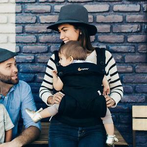 Porte bébé ergo 360, noir