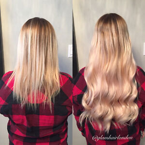 Glam Hair Studio offers high quality, affordable hair extensions London Ontario image 5