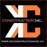 KC Construction Inc - recycled asphalt driveways 2016 booking!!!