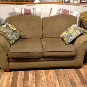REDUCED! Sofa and love seat. Still available!