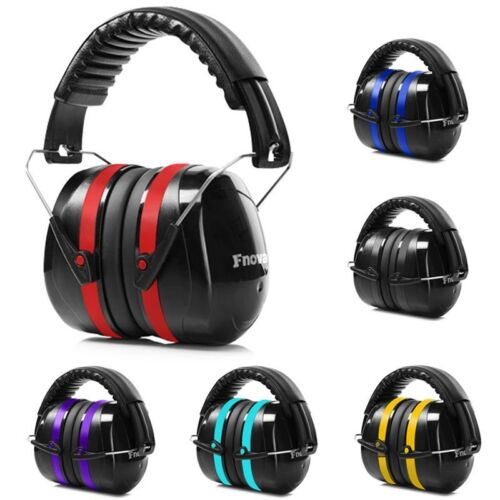 Safe Fnova Folding Ear Muff Hearing Noise Protection for Chi
