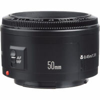 Canon 50mm f1.8 (nifty fifty)