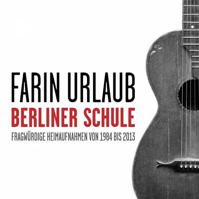FARIN URLAUB Berliner Schule 2LP Vinyl Ltd. Edition 2017 Die Ärzte * NEU