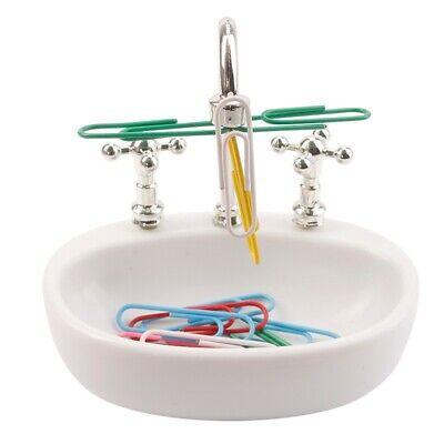 Paper Clip Holder - Kitchen Sink Design Q6k6