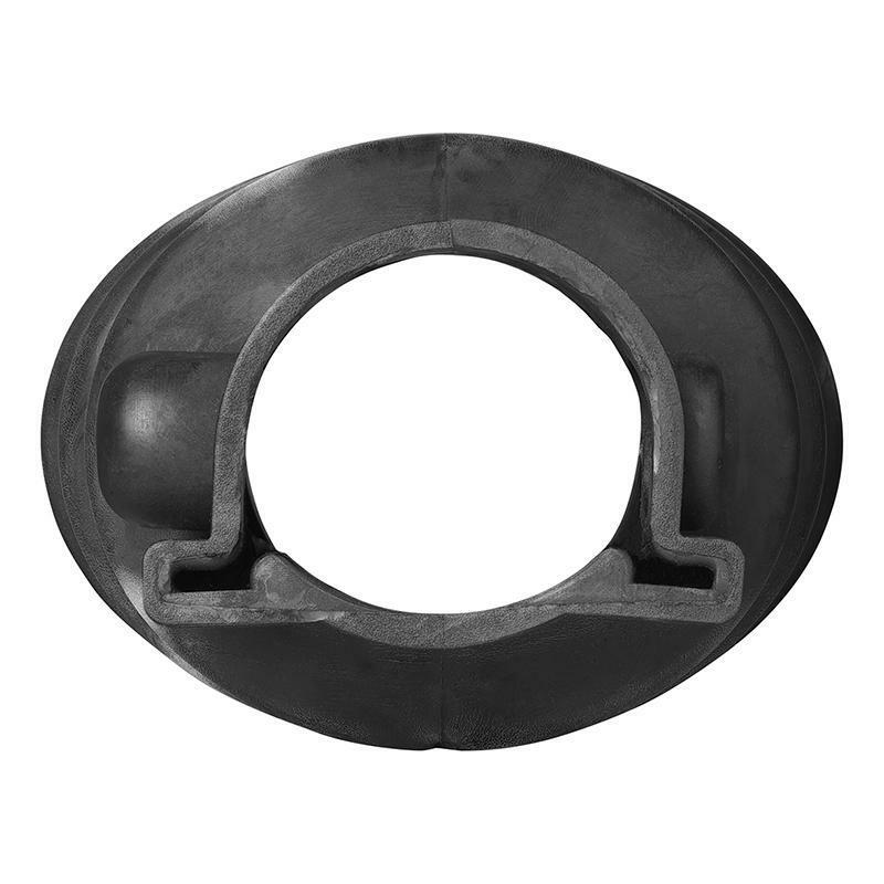 Faltenbalg Auflaufeinrichtung PkwAnhänger Balg Gummidichtung Al-Ko 50/60 L=125mm