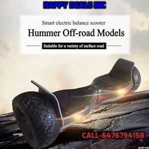 Lowest price in GTA Hummer Hoverboards only $270
