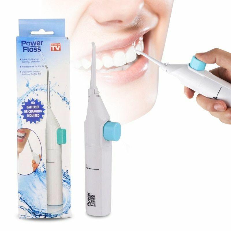 portable dental hygiene floss dental water flosser