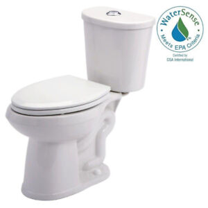 Gerber toilet with Eco flash