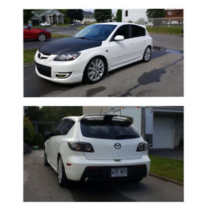 2007 Mazda MAZDASPEED3 Bicorps