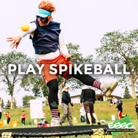 SPIKEBALL – Edmonton Sport and Social Club (ESSC)