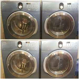 Kenmore elite stackable washer and dryer