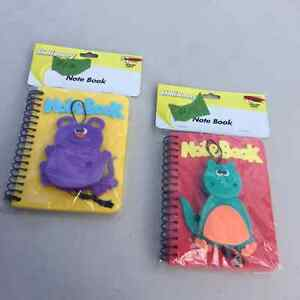 Coiled Note Pads