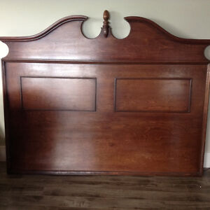 Beautiful Custom Made Queen size Headboard