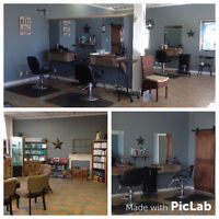 New location salon ... Looking for stylists