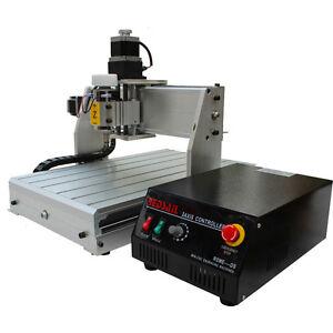 300W Mini CNC Router Machine For DIY Fans