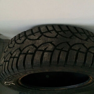 4 Altimax Arctic  Winter Tires for sale (195/60R15)