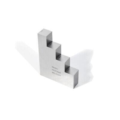 Yushi Tipsy Step Block Thickness Calibration 1018 Steel 25-100mm37.5-112.5mm