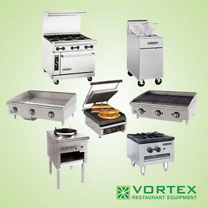 Commercial Cooking Equipment - Restaurant Cooking Equipment