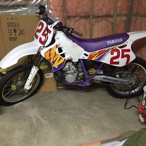 YZ 250 1995 New Condition