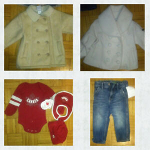 Brand New BABY GAP ITEMS 6-12 Months (Selling the lot for $15)