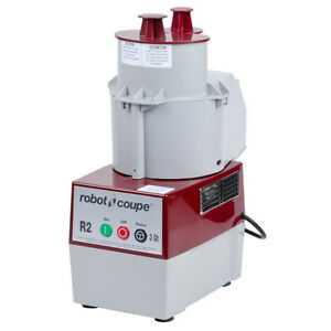 Robot Coupe R2C Continuous Feed Food Processor - 120V