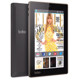 "7""HD Kobo Arc(1200*800) Wifi 16GB Android Tablet with HDMI"
