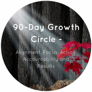 90-Day Growth Circle for Business Owners and Entrepreneurs Burleigh Heads Gold Coast South Preview
