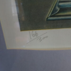 Salvador Dali The Madonna of Port Lligat Signed Lithograph #ed Kitchener / Waterloo Kitchener Area image 3
