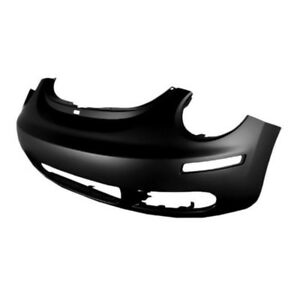 New Painted 2006-2010 Volkswagen Beetle Front Bumper