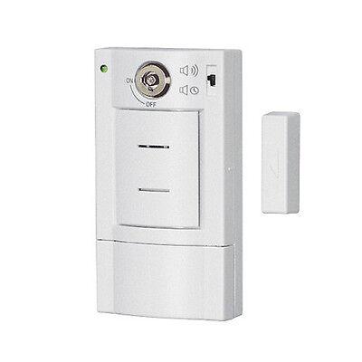 Türalarm mit Schlüsselschalter DG 6 Pentatech | Indexa Türsicherung Fensteralarm