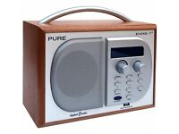 Pure Evoke 1XT DAB Digital Radio - Maple