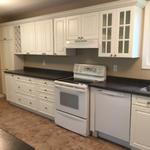 Avail. immediately - 4 + 1  Bdrm House For Rent - South End